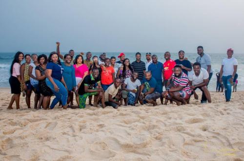 Beach Get-together 2018